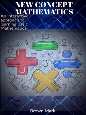 cover image of New Concept Mathematics