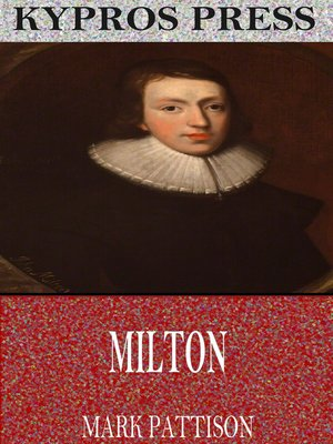 cover image of Milton