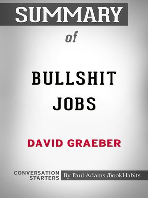 cover image of Summary of Bullshit Jobs: A Theory