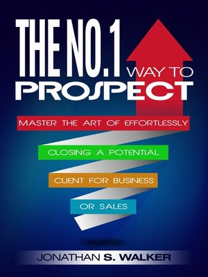 cover image of The No. 1 Way  to Prospect
