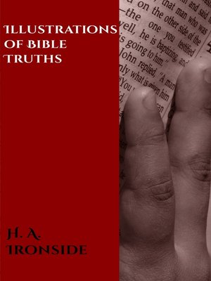 cover image of Illustrations of Bible Truths