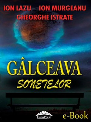 cover image of Gâlceava sonetelor