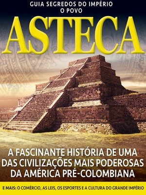 cover image of Astecas