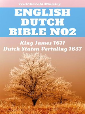 cover image of English Dutch Bible No2