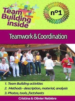 cover image of Team Building inside #1: teamwork & coordination