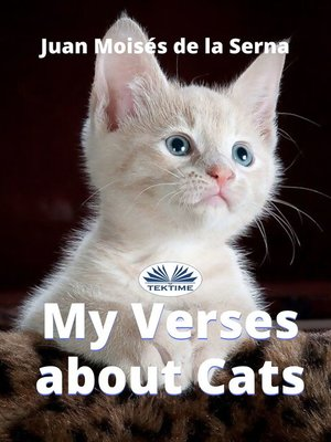 cover image of My Verses About Cats