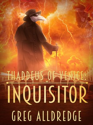 cover image of Inquisitor