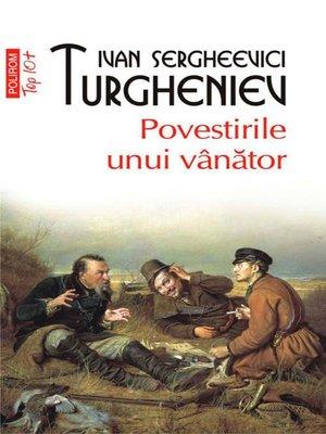 cover image of Povestirile unui vânător