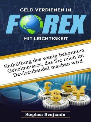 cover image of Geld verdienen in Forex mit Leichtigkeit