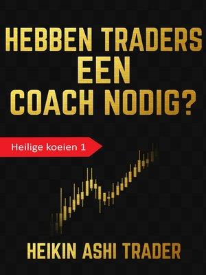 cover image of Hebben traders een coach nodig?