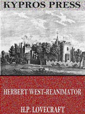 cover image of Herbert West-Reanimator