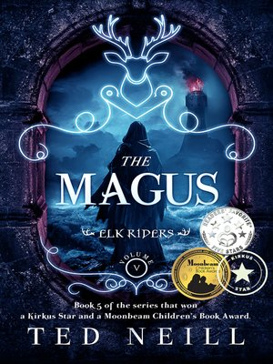 cover image of The Magus
