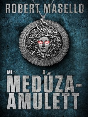 cover image of A Medúza-amulett