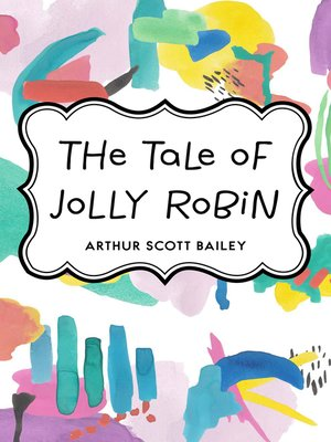 cover image of The Tale of Jolly Robin