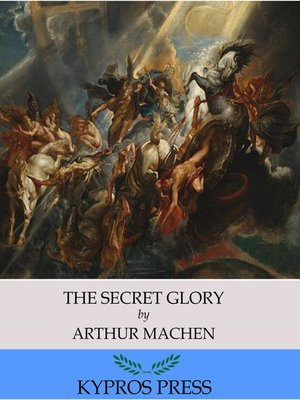 cover image of The Secret Glory