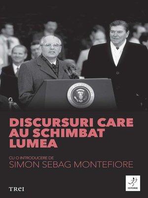 cover image of Discursuri care au schimbat lumea