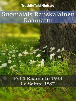 cover image of Suomalais Ranskalainen Raamattu