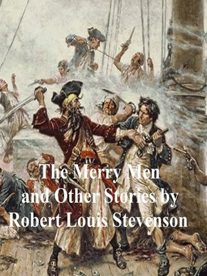 cover image of The Merry Men and Other Stories