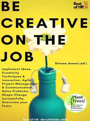 cover image of Be Creative on the Job