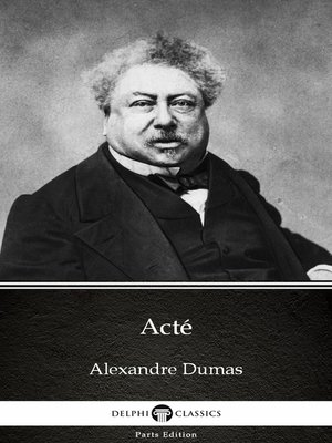 cover image of Acté by Alexandre Dumas (Illustrated)