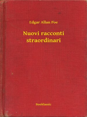 cover image of Nuovi racconti straordinari