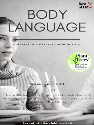 cover image of Body Language & Secrets of Nonverbal Communication