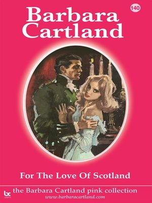 cover image of For the Love of Scotland