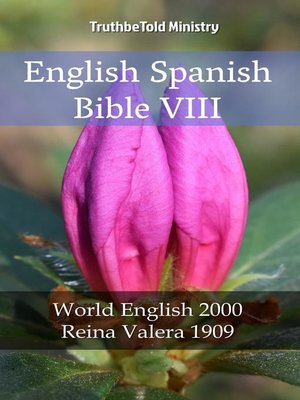 cover image of English Spanish Bible VIII