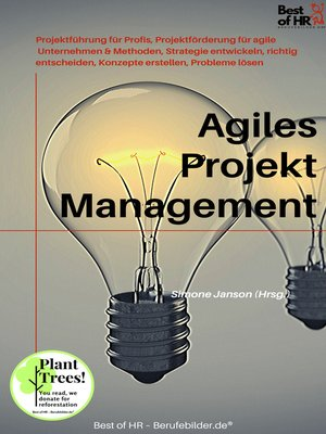 cover image of Agiles Projektmanagement