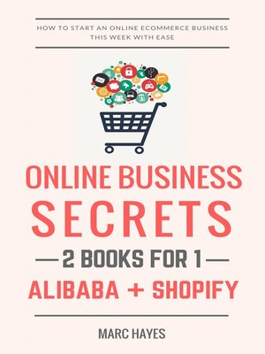cover image of Online Business Secrets (2 Books for 1)