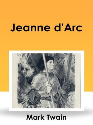 cover image of Jeanne d'Arc