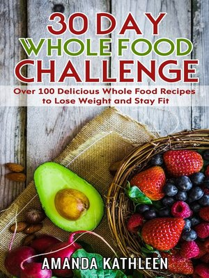 cover image of 30 Day Whole Food Challenge
