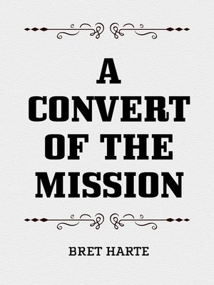 cover image of A Convert of the Mission