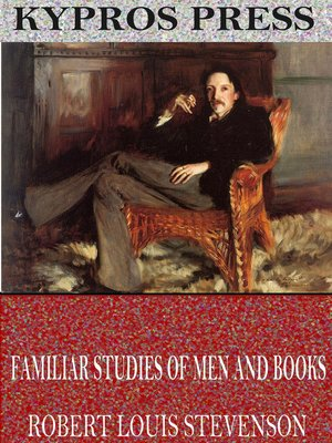 cover image of Familiar Studies of Men and Books