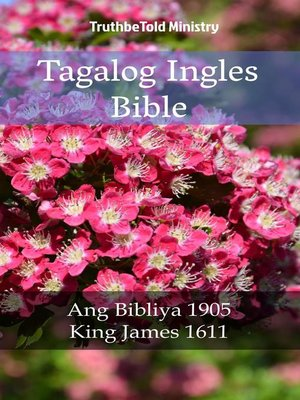 cover image of Tagalog Ingles Bible
