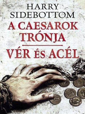 cover image of Vér és acél