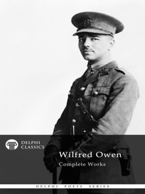 cover image of Delphi Complete Works of Wilfred Owen