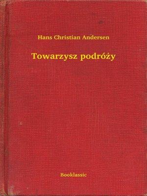 cover image of Towarzysz podróży