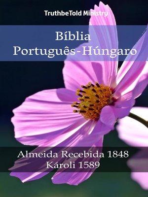 cover image of Bíblia Português-Húngaro