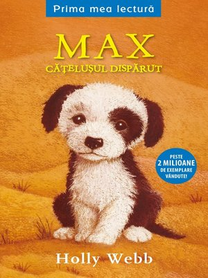 cover image of Max, Catelusul Disparut