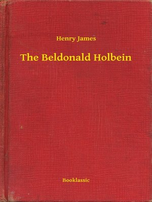 cover image of The Beldonald Holbein