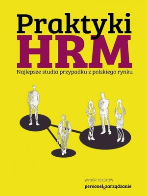 cover image of Praktyki HRM