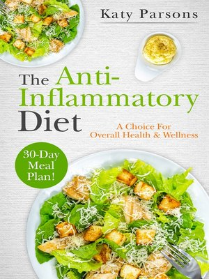cover image of The Anti Inflammatory Diet