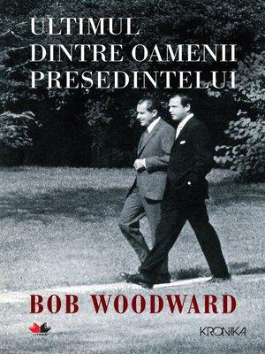 cover image of Ultimul Dintre Oamenii Presedintelui