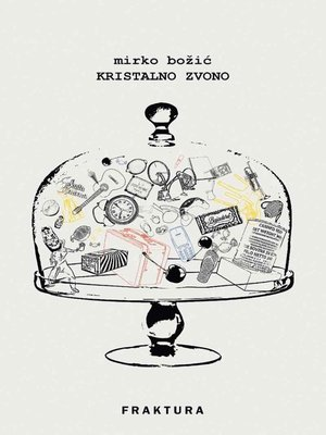 cover image of Kristalno zvono