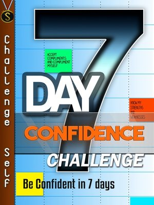 cover image of 7-Day Confidence Challenge