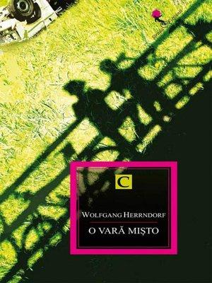 cover image of O vară mișto