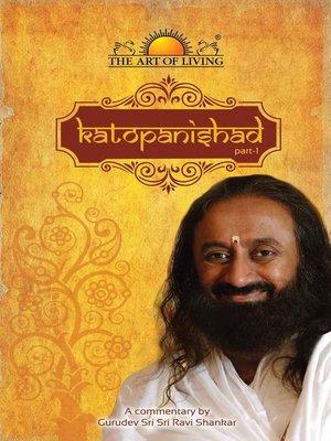 cover image of Katopanishad Part 1