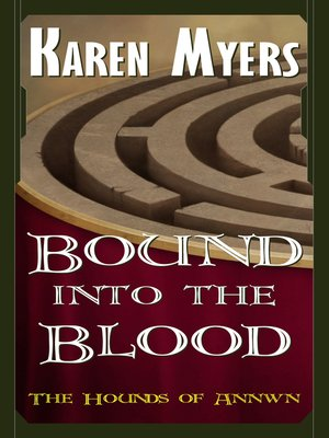 cover image of Bound into the Blood