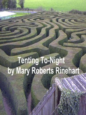 cover image of Tenting To-Night